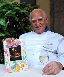 Codificare il risotto alla bergamasca La nuova idea di Pino Capozzi