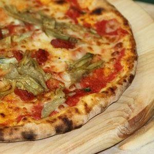 Pizza all'acqua termale Quando il gusto si unisce al benessere