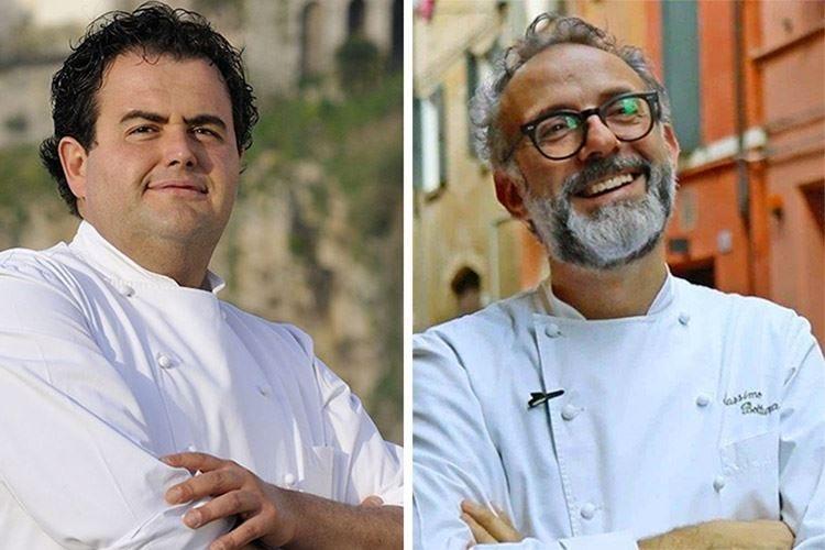 Nasce la Pizza all'Aceto balsamico Padrini Bottura, Esposito e De Nigris