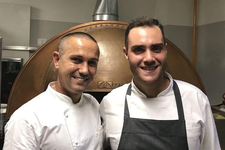 Dry, pizzeria top a Milano per il Gambero Vincente l'abbinamento con i cocktail