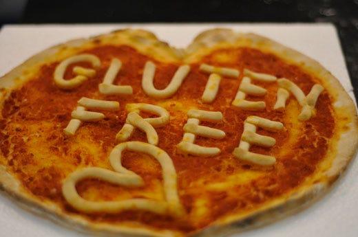 dieta rigorosamente senza glutine