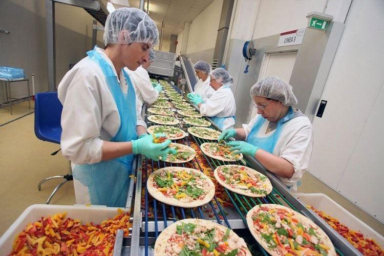 """La pizza """"green"""" di Roncadin verso i 120 milioni di fatturato"""