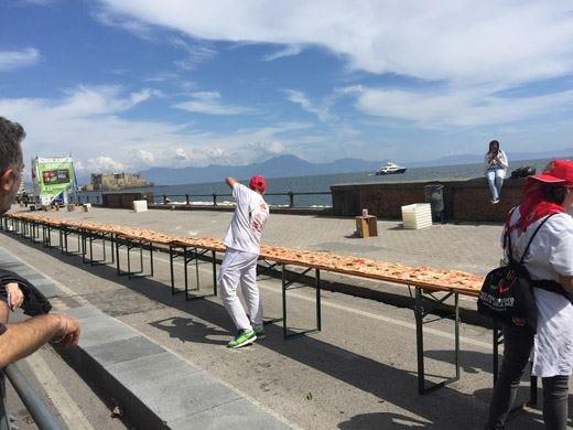 Pizza sempre più vicina alla tutela Unesco Pecoraro Scanio: Tradizione da difendere
