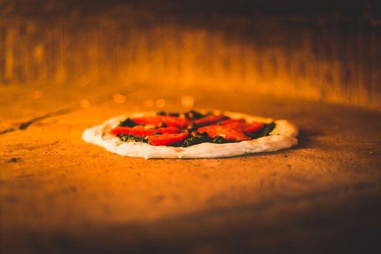 La pizza tra presente e futuro