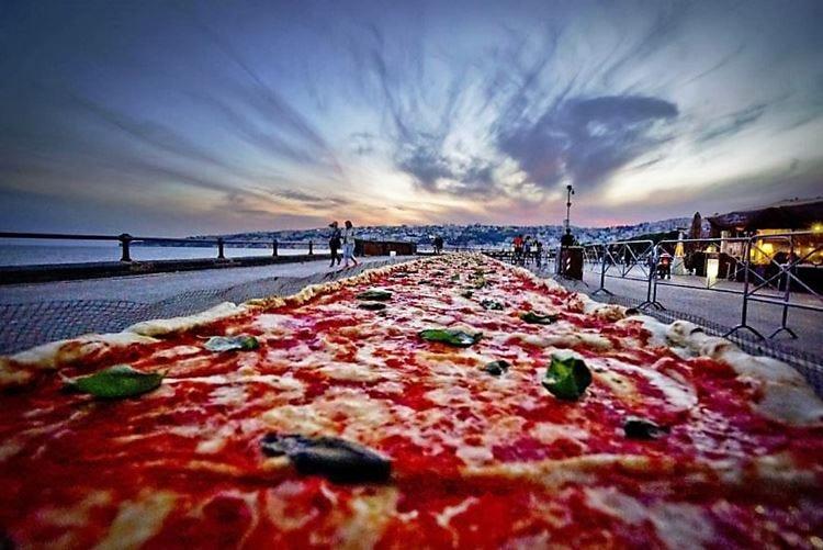Apre a Napoli il Pizza Village Sarà l'edizione più eco-sostenibile