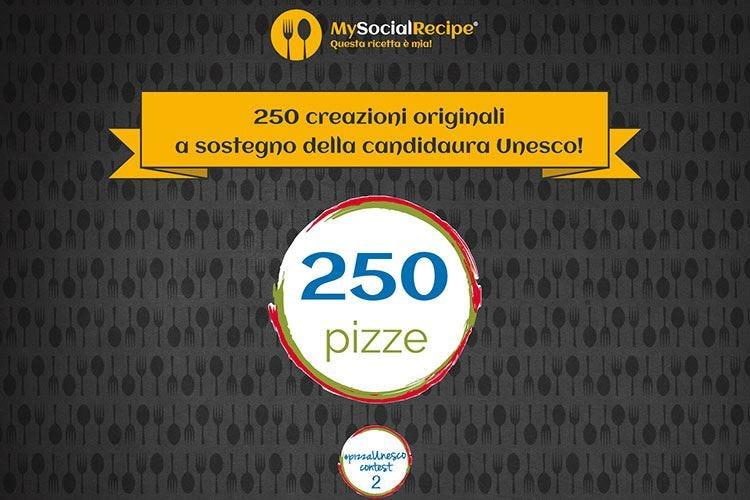 #pizzaUnesco, 250 le pizze in gara Meno di un mese allo stop delle iscrizioni