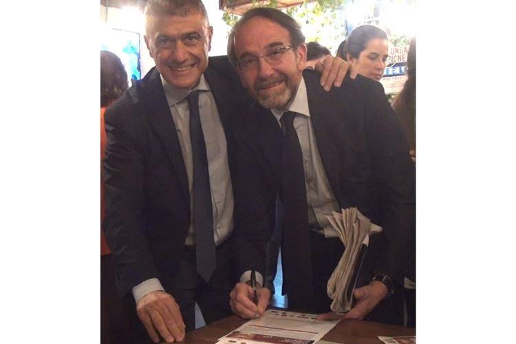 #pizzaUnesco, quota 2 milioni più vicina Firma anche il viceministro Nencini