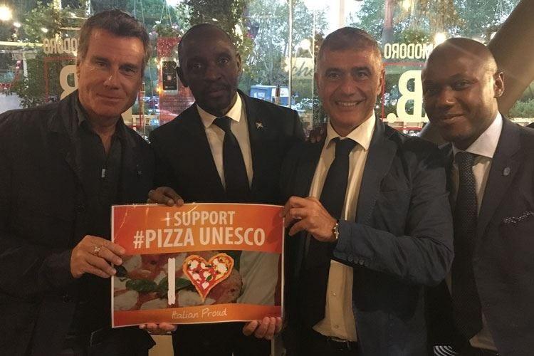 #pizzaUnesco, sostegno anche dall'Africa L'obiettivo 2 milioni di firme è vicino