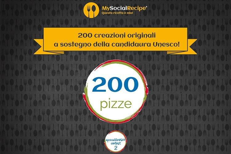 #pizzaUnesco, boom di partecipanti Già 200 iscrizioni al contest