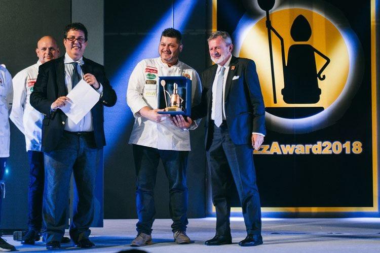 #PizzAward 2018 Il vincitore è Stefano Miozzo