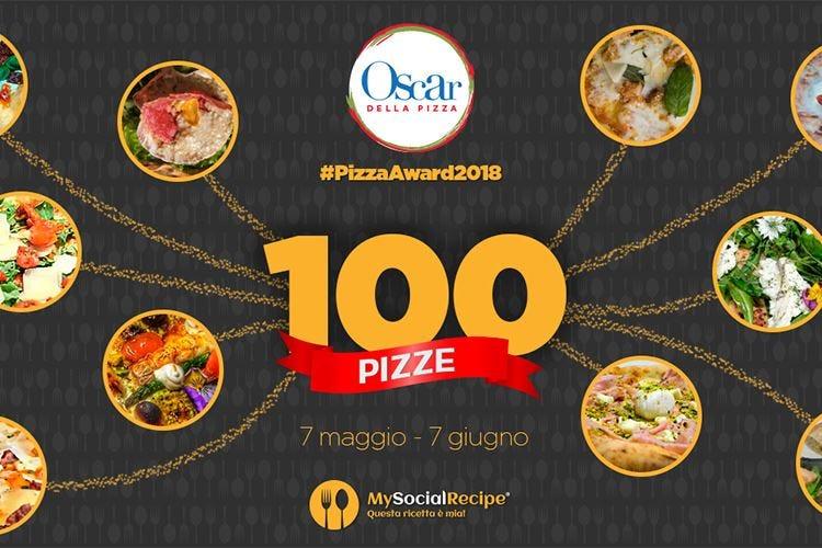 #PizzAward, già numeri record 100 pizze nel primo mese di gara