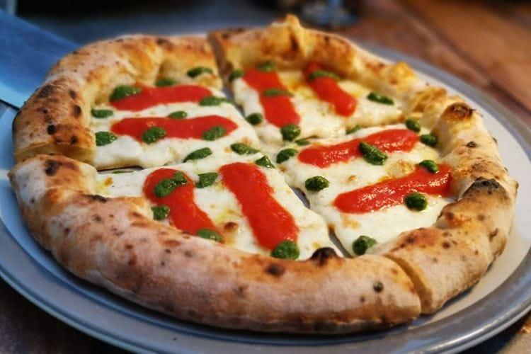 Le pizze di Franco Pepe sfilano all'Hotel Cristallo di Cortina