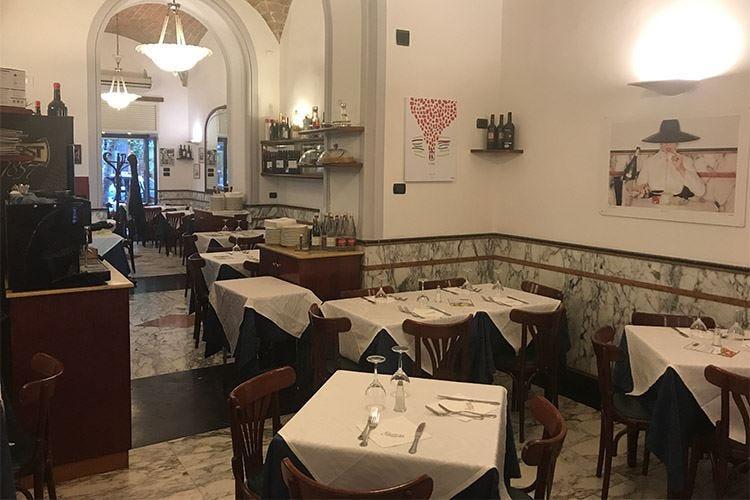 La Pizzeria Gorizia 1916 a Napoli ha scelto i pomodori Cirio Alta Cucina