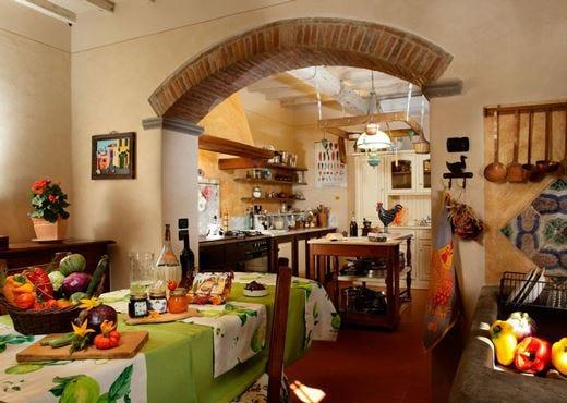 Podere Picciolo nella campagna toscanaNatura, relax e buona cucina