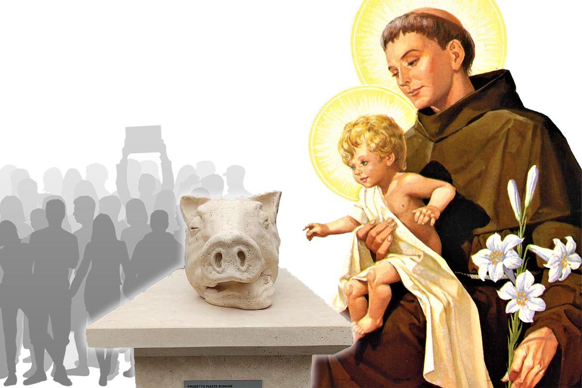 Sant'Antonio dice sì