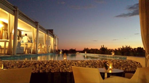 Beautiful Ristoranti Terrazza Roma Contemporary - Amazing Design ...