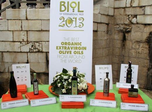 """Premio Biol, il trapanese """"Titone Dop""""è il miglior olio biologico al mondo"""