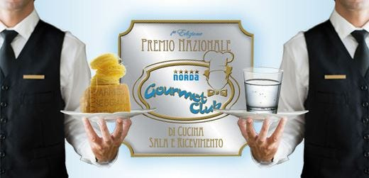 """Ricette originali e carta delle acque Studenti in gara al """"Gourmet Club"""""""