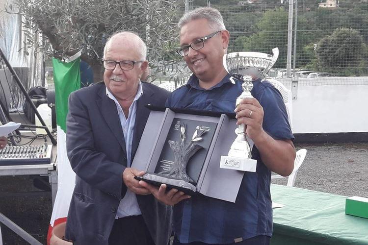 Olio, Premio Leivi 2019 al frantoio Lucchi & Guastalli