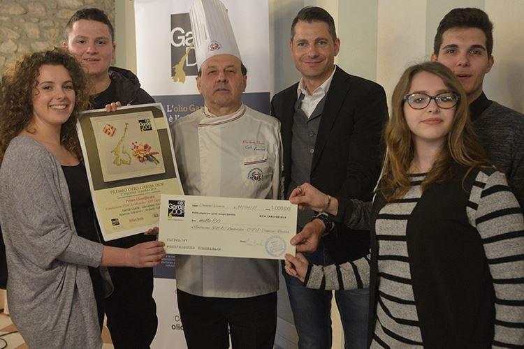 Premio Olio Garda Dop Vincono quattro studenti bresciani