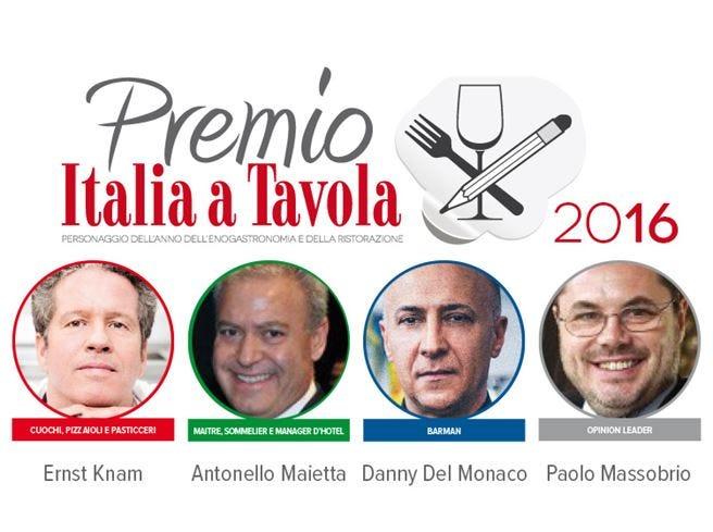 """Knam, Maietta, Del Monaco, Massobrio i """"Personaggi dell'anno"""" 2016"""
