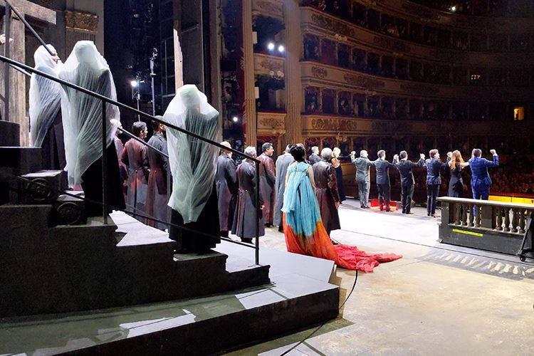 Alla Prima del Teatro alla Scala vincono lirica ed enogastronomia