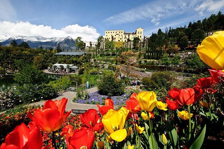 La primavera ai Giardini di Sissi Appuntamenti per tutta la famiglia