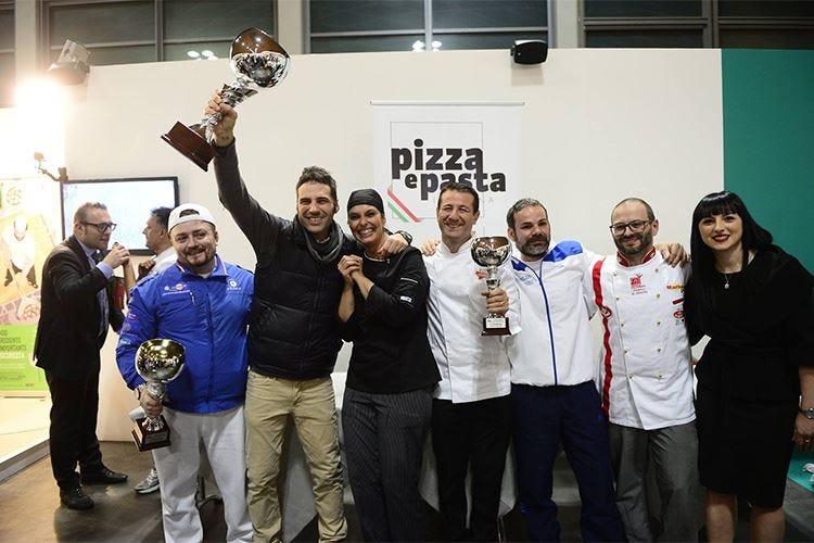 """Bertolucci e Marconi i primi classificati dei """"Gluten Free pizza Trophy"""""""