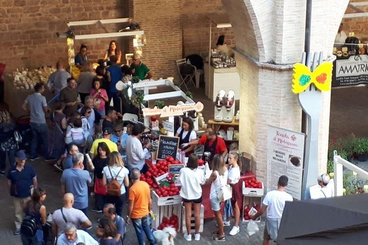 Primi d'Italia, a Foligno servite 16 tonnellate di pasta