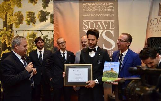 Al sommelier fiorentino Andrea Galanti il titolo di ambasciatore del Soave