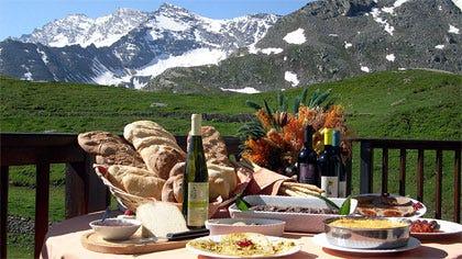Salviamo i cibi tradizionali di montagna arriva il for Cibi tipici di roma