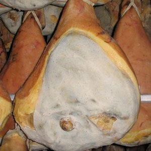 Prosciutto Amatriciano presto Igp Prodotto tipico del Reatino