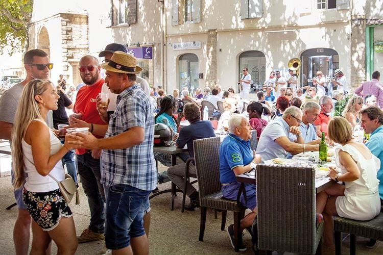Provenza capitale gastronomica La cucina Mediterranea francese