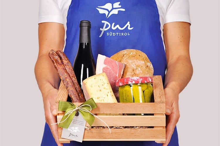 Dal maso alla tavola, le eccellenza di Pur Südtirol