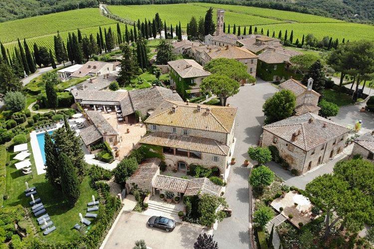 Quintero e Bartolini a Borgo San Felice Doppia novità al resort toscano di Allianz
