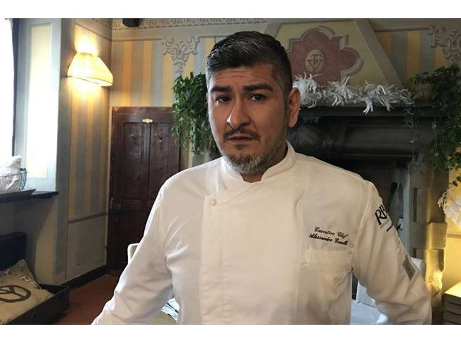 Q33, intensità e contaminazioni In cucina Alessandro Garzillo