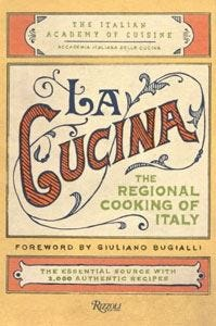 """£$The regional Cooking of Italy$£ 2mila ricette in inglese contro i """"falsi"""""""