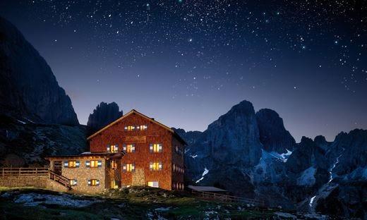 """""""Rifugi del Gusto"""" in TrentinoL'alpinismo incontra la buona cucina"""