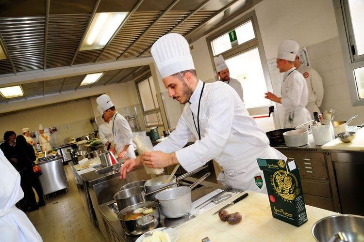 Il risotto di Joshua Togliani vince il Premio Riso Gallo