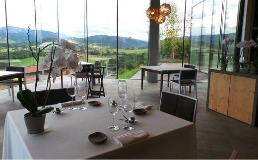 Azurmendi è primo ristorante in Europa nella classifica £$Opinionated about dining$£
