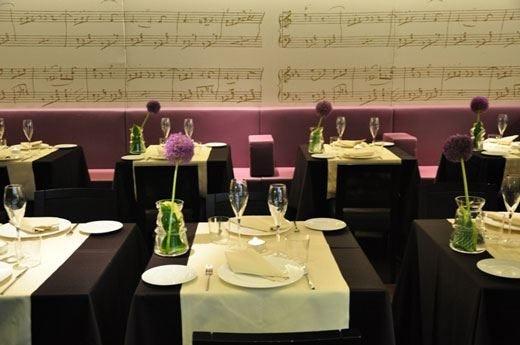 Il ristorante dell'Hotel Milano Scala ospita le eccellenze della Valle d'Aosta