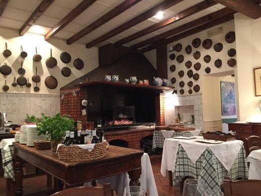 Il Club dei Buongustai Bergamo al Ristorante Tre Noci di Spirano