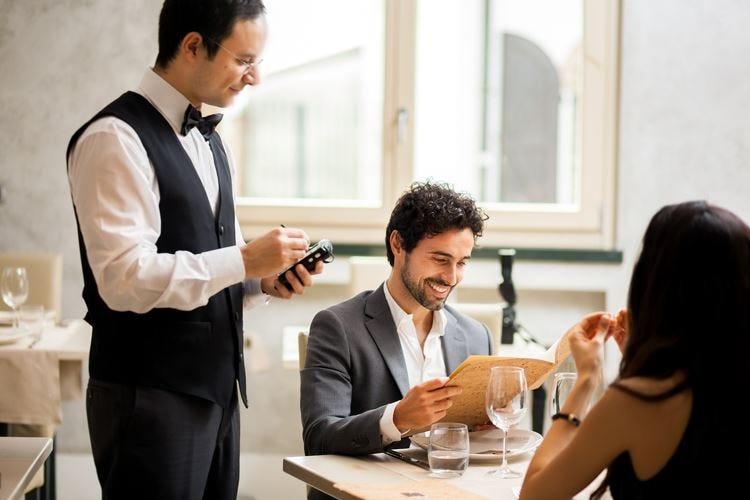 Il ristorante del futuro Centrale il ruolo della sala