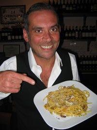 Ristorante la carbonara cucina orgogliosamente romanesca for Cucina giudaico romanesca