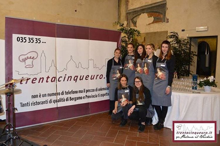 Ristoranti di qualità A Bergamo si cena con 35 euro