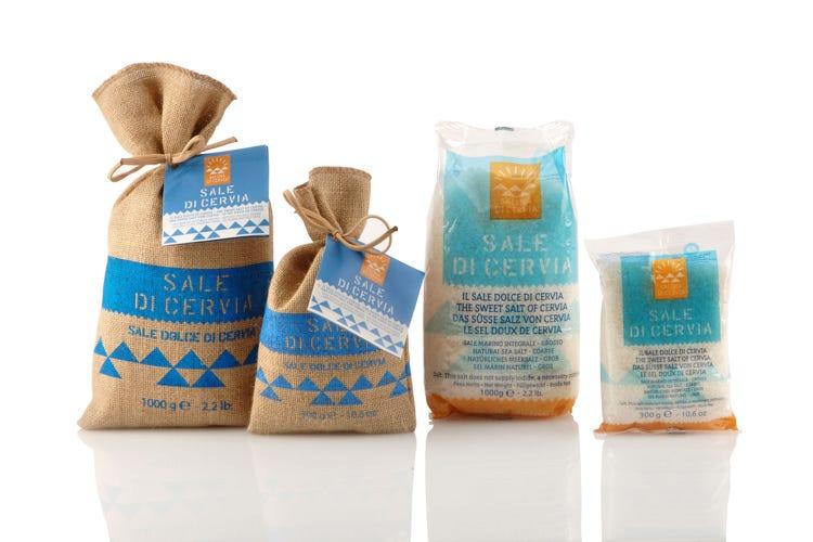 Sale Blu Di Persia Vendita : Nei ristoranti arriva la carta del sale quello dolce di cervia tra i
