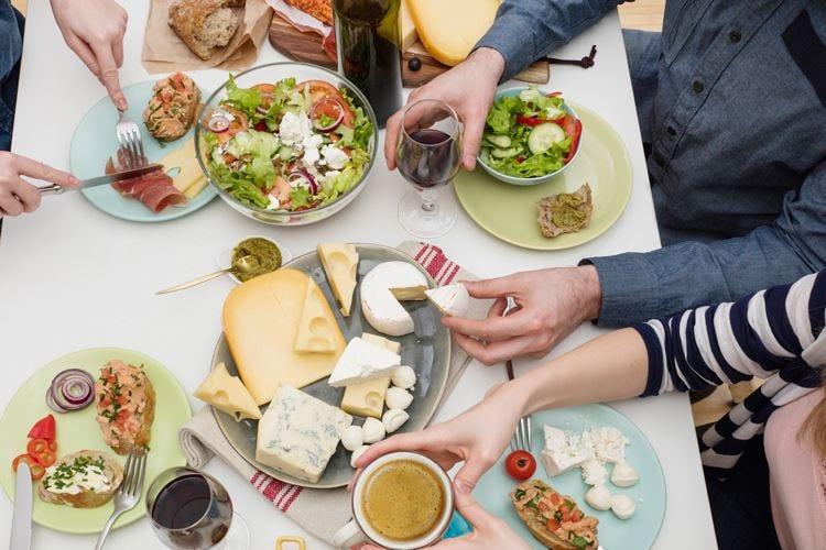 Menu a 35 euro a base di formaggio L'iniziativa di 32 ristoratori orobici