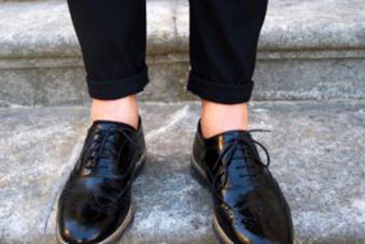 Risvoltini La Moda Della Caviglia Nuda Nessun Pericolo Per La