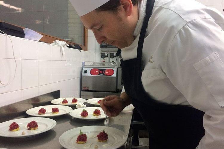 Il ritorno nelle Marche di Paolo Paciaroni Ora executive chef a Borgo Lanciano