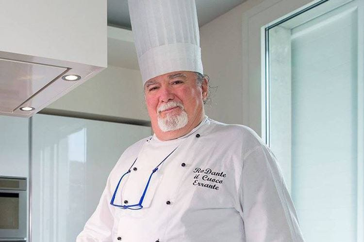 RoDante, Il Cuoco Errante: «La creatività nasce dalla storia»